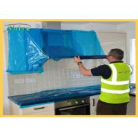 China Temporary Protective Film For Kitchen Wall Clear Adhesive Surface Protection Film wholesale