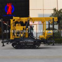 Quality New Condition and Diesel Power Type Borehole water well drill rig/XYD-130 for sale