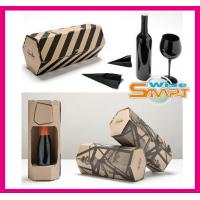 China 2013 Hot Sale Wine Packaging Boxes with Button Closure, Drawstring, Pvc, Pet, Eyelet wholesale