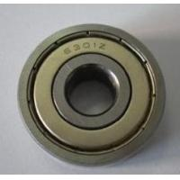China 6301 ZZ/2RS Deep Groove Ball Bearing , High Preccison Sleeve Bearing For Electric Motors wholesale