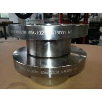 """China Hastelloy C276 Nickel Alloy Flanges Forged ASME B16.5 RF FF RTJ 1 / 2 """"- 24 """" wholesale"""