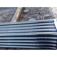 China Seamless / Welded Ferritic Alloy Steel Pipe ASTM A335 P5 P9 P11 BE / PE End wholesale