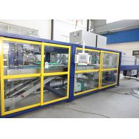 High Speed Automated Shrink Wrap Machine For Beverage And Drink Water Bottle Food Cans