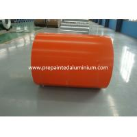 China PE / PVDF / SMP Prepainted Galvalume Steel For Electrical Equipment wholesale