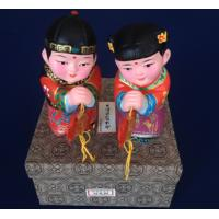 China clay figurine for wedding wholesale
