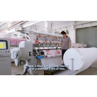 Buy cheap Textile Machinery Single Head Lock Stitch Quilting Machine 2..8m For Air Conditioning Quilt from wholesalers