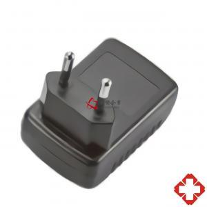 China IEC/EN 60601 EU Plug 15W~24W Medical Grade 5V 12V Wall Transformer 24V 18V Medical AC Adapter For Medical Devices wholesale