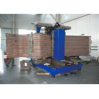 China Hydraulic Vertical Membrane Panel Bending Machine for Industrial Boiler YPW1600 wholesale