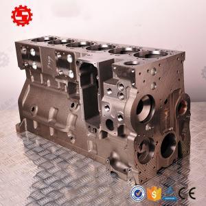 China Cuminns 8.3L 6CT Motor 6c8.3 Diesel Engine Cylinder Block wholesale