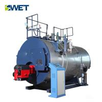 China 2 t/h 20 t/h diesel boiler Automatic Industrial Gas Fired Oil Steam Boiler Price wholesale