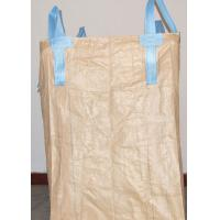 China Industrial Plastic FIBC Jumbo Bags , Woven Polypropylene Flexible Container Bag on sale