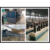 China Energy Saving Central Air Source Heat Pump System For Public Bath House wholesale