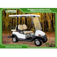 Buy cheap 3.7kw Motor 4 seater Electric Golf Carts ISO Approved With Aluminium Framework from wholesalers
