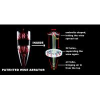 China GLOBAL EXCLUSIVE PATENT Wine Aerator,Adjustable Decanter,Wine Accessories 6 SPEED LFK-022A wholesale