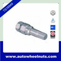 China HRC Hardness Steel 9 Point Nut And Bolt Kit For Automotive OEM / ODM wholesale
