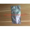 China Bronzing White Aluminium Foil Bag For Vanilla ,  Seeds ,  Coffee And Powder wholesale
