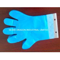 China Blue Disposable gloves Size S,M,L wholesale