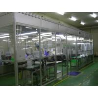China Hand Wall Clean Room Clean Booth wholesale