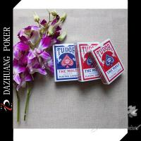 China Tudor similar quality as bicycle playing cards wholesale