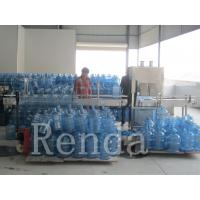 China 5 Gallon Barrel Washing Filling Capping Machine 100 BPH Jar Filling Machinery wholesale