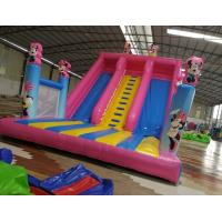 China giant inflatable slide for sale inflatable water slides infatable pool slide For Children Party Games wholesale