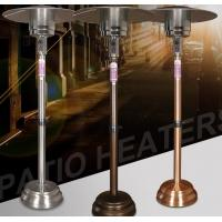 Buy cheap Remote Control Round Natural Gas Patio Heater 80~120 Square Meters Heating Area from wholesalers