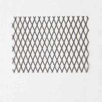 China 1/4 #20 Carbon Steel Expanded Metal Mesh Standard For Containers wholesale