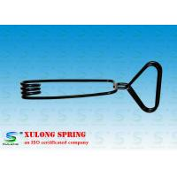 China Machinery 4MM Shaped Torsion Springs High Carbon Steel ROHS TS 16949 Certification wholesale