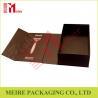 China Brown color printing shaving razor paper packaging box wholesale Razor paper box wholesale