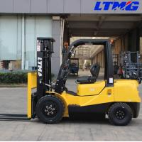 Buy cheap 3 ton forklift truck CNG LNG LPG gas Forklift with EPA engine from wholesalers
