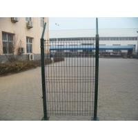 China PVC Coated Powder Coated 3D Welded Wire Mesh Panel for Fencing wholesale