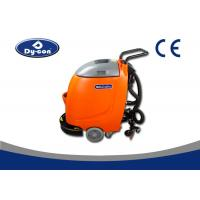 China Electric Wired Walk Behind Floor Scrubber Easy Operation Energy Saving wholesale