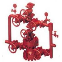Buy cheap API Certified Water Injection Wellhead 2000-5000psi Rated Working Pressure from wholesalers