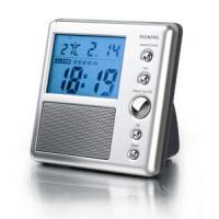 Quality LCD ALARM CLOCK ET607 for sale