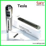 China Tesla vv mod adjustable wattage dry herb vaporizer tesla vv mod kit patent products wholesale