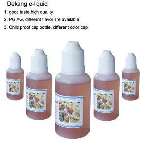 China e-cigarette e liquid dekang 100% original dekang e juice for your e-cig wholesale