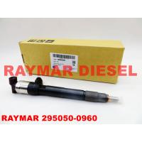 China 295050-0960 Denso Diesel Fuel Injectors For GM / Chevrolet wholesale