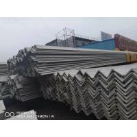 China Hot Rolled ASTM GB Stainless Steel Angle Bar 304 316L 3# - 20# 6 Meters Length on sale
