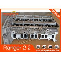 China Diesel Auto Cylinder Heads For Ford Ranger T6 2.2 Turbo 4HU / Mazda BT50 2.2 wholesale