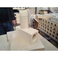 China Foundry Steel Casting Runner Bricks High Strength Fire Resistant wholesale