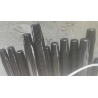 China H25x159mm Steel Rock Drill Rod / Mining Tapered Hex Drill Rod 800mm-6100mm Length wholesale