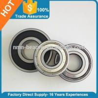 China Bike wheel bearing/trolley wheel bearing/wheelbarrow wheel bearings wholesale