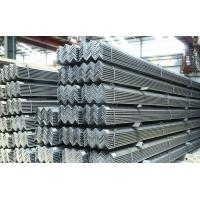 China JIS G3101 SS400 Structural Steel Angles Equal / Unequal , 1 Inch / 2 Inch Angle Iron on sale