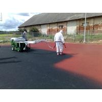 Buy cheap Playground Paving Machine-Color Sprayer from wholesalers