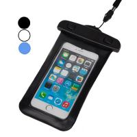 China China Wholesale high quality waterproof bag, PVC waterproof zip lock bag for mobile phone on sale