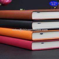 China china guangzhou ybj Cheap Leather note book with 2015 calendar agenda wholesale