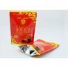 China Laminated Plastic Foil Stand Zipper Tea Food Packaging Bag Gravure Printing wholesale