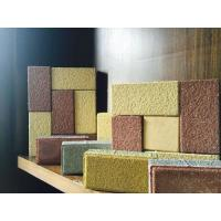 China Multi Color Permeable Paving Materials Eco - Friendly Wear Resistant Surface wholesale