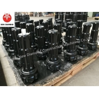 China 5 Inch Alloy Steel DTH Hammer Bits DHD350 COP54 138mm 140mm wholesale