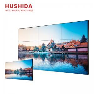 China 46 Inch Video Wall Lcd Monitors , Big Advertising Video Wall Screens 1920*1080 on sale